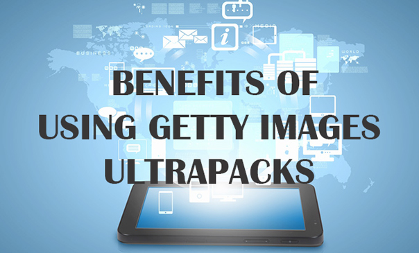 benefits of using getty ultrapacks